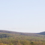 A section of the Chestnut Ridge in Westmoreland County, PA where there has been a history of Bigfoot and UFO sightings.
